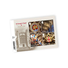UK Windsor Castle Stamp Sheet MNH 2017