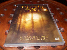 Twilight In Forks   Dvd ..... Nuovo