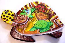 PUZZLE BOIS TORTUE JOUET ENFANT WOODEN WOOD turtle