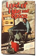 VINTAGE 1974 LAMBERT DOLPHIN JR Lord Of Time And Space DOLPHIN BOOKS