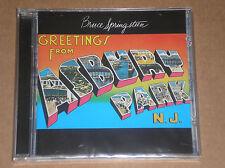 BRUCE SPRINGSTEEN - GREETINGS FROM ASHBURY PARK, N.J. - CD SIGILLATO (SEALED)