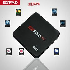 EVPAD PRO 電視盒子 高清機頂盒 For Chinese Channel Media Streamer IPTV TV BOX 4K BLUETOOTH