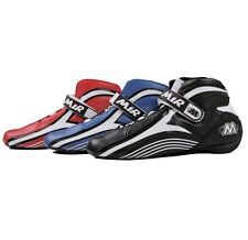 MiR Raceline Kart Shoes, BLUE - MK23 GP FA Shifter Kart - Praga US Size 9.5  43