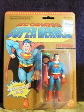1989 DC Comics Super Heroes Superman Toy Biz