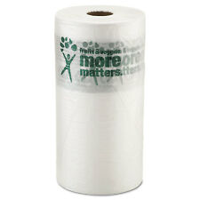 Inteplast Group Produce Bag 10 x 15 9 Microns Natural 1400/Roll 4 Rolls/Car