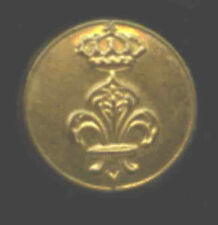 NAPOLEONIC 1814 INFANTRY OFFICIER'S BUTTON
