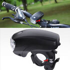 New Cycling Bike Bright 5 LED Front Head Light Bicycle Lamp 3-Modes Torch Supply