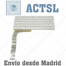 Keyboard Spanish for HP Chromebook 14-q000ea (F0E92EA) BLANCO