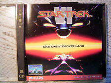 Compact Disc Interactive Player CDI - Star Trek 06 - Das unentdeckte Land
