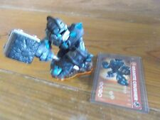 SKYLANDERS GIANTS * GRANITE CRUSHER * STAT CARD * USED * TARGET EXCLUSIVE