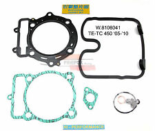 Husqvarna TC450 TE450 TC 450 TE 450 2005 - 2010 Top End Gasket Kit