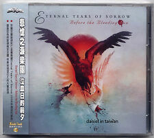 Eternal Tears of Sorrow: Before the bleeding sun (2006) ENHANCED CD OBI TAIWAN