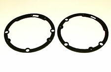 PAIR OF HEADLAMP TO BODY RUBBERS FOR THE P4 ROVER 75/80/90/100 & 105 1957-62