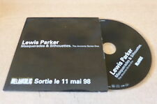 LEWIS PARKER - MASQUERADES!!!!!!!!!!!!! FRENCH PROMO CD