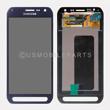 New Blue Samsung Galaxy S6 Active G890 G890A LCD Display Touch Screen Digitizer