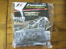 Formula 1 The Car Collection Part 5 Lotus 72D 1972 Emerson Fittipaldi