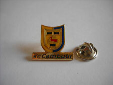 a1 CAMBUUR SC FC club spilla football calcio voetbal pins olanda nederlands