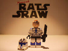 Lego Star Wars minifigure Trooper - Clone Custom Trooper Jesse - 501st