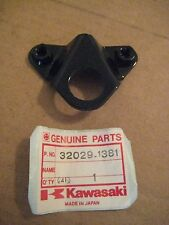KAWASAKI KLF185 BAYOU ENGINE MOUNTING BRACKET TOP 85-88 NOS!