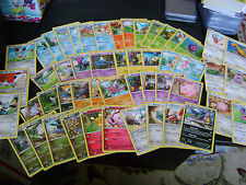 Pokemon Cards X 51 LOT COMPLETE COMMON + UNCOMMON CHARACTER SET PHANTOM FORCES