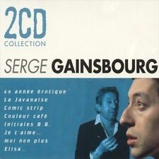 Serge Gainsbourg : Serge Gainsbourg (2CDs) (2000)