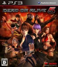 (Used) PS3 Dead or Alive 5 [Import Japan]((Free Shipping))