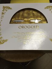 Orogold Cosmetics 24K Deep Tissue Rejuvenation Mask & Collagen Eye Renewal Mask!