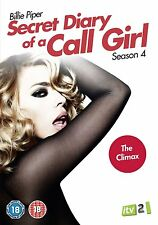 SECRET DIARY OF A CALL GIRL COMPLETE SERIES 4 DVD All Episodes Sealed Season UK