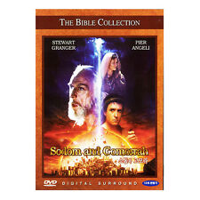 Sodom and Gomorrah - The Bible Collection (1962) DVD - Robert Aldrich (*New)