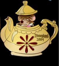 Alice in Wonderland Dormouse Teapot Slider Disney Pin