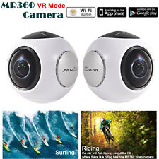 4K HD 24fps Wifi Panoramic Camera Sport Action Camera VR Mode 16MP MOV recording