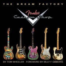 Tom Wheeler Dream Factory Fender Custom Shop Guitar Enthusiast Music Book
