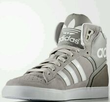 adidas Originals Womens Extaball W Fashion Sneaker Grey size 11