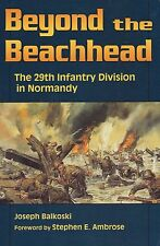 DEATH OF A DIVISION & BEYOND (29th Infantry Div in Normandy, US Army ETO)