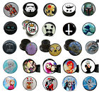 Ear Plug Tunnel Screw-fit Ear Stretcher Flesh Plugs CHOOSE from 25 images