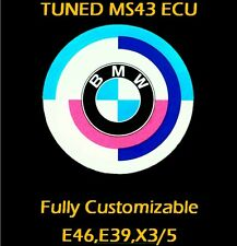 Plug & Play BMW E46 E39 MS43 EWS Delete ECU DME X3 X5