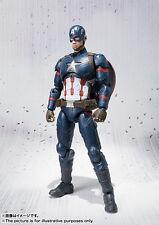 Bandai - S.H. Figuarts - Captain America: Civil War - Captain America