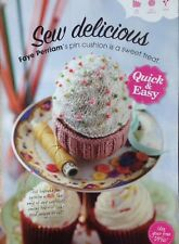 Knitting Pattern For Cup Cake Pin Cushion