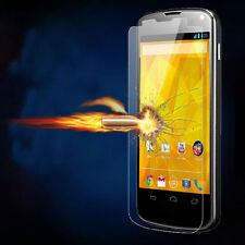 Genuine Tempered Glass Protection Film Screen Protector for LG Google Nexus 4