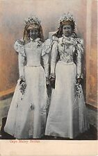 B86565 brides wedding dress  south africa cape malay types ethnics woman