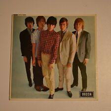 "ROLLING STONES - Five by five - 7"" EP UK"