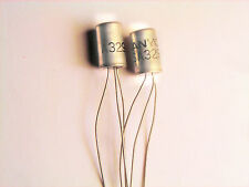 "2SA329 ""Original"" SANYO  Germanium Transistor 2  pcs"