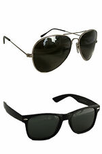 wayfarer and get one Black Aviator sunglass free