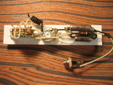 "Wiring Harness for Telecaster ""Greasebucket"" Type Setup - NOS Russian PIO Caps"