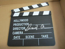 DAVID CHASE signed clap board