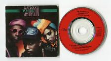 P.M. Sampson & Double Key 3-INCH-cd-maxi WE LOVE TO LOVE © 1990 German-3-track