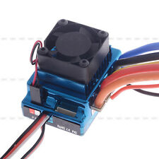 120A Sensored Brushless Speed Controller ESC for 1/8 1/10 RC Car Truck RC Buggy