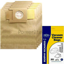 5 x 01, 87 Dust Bags for Rotel U64.4 U64.5 U66.5 Vacuum Cleaner