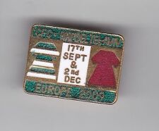 Celtic v Hapoel Tel-Aviv ( Europe 2009)  - lapel badge