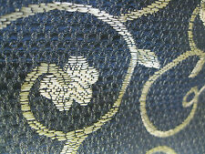 Greenhouse Fabrics Pattern #71813 Color Onyx  21 Inches x 55 Inches Poly